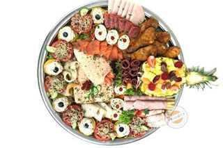 Afbeelding van Vlees- en visbuffet
